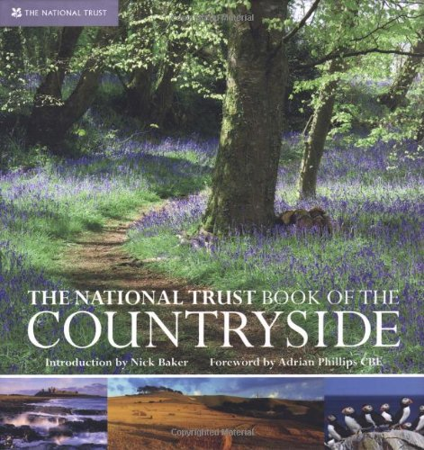 The National Trust Book of the Countryside (National Trust History & Heritage)