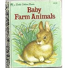 Baby Farm Animals (a golden book)