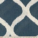 Vorhang Stoff–lose Weave–Schwedisch-Gitter
