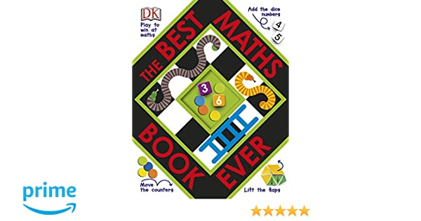 The Best Maths Book Ever: Amazon co uk: DK: 9780241202395: Books