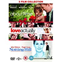 About Time / Love Actually / Notting Hill