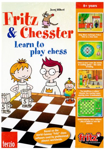 Fritz & Chesster, 1 CD-ROM Learn to play chess. For Windows 95/98/ME/XP