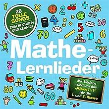 Mathe-Lernlieder (mit Marie Wegener) (Audio CD)