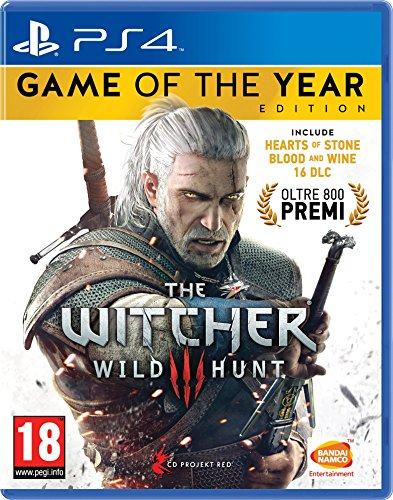 The Witcher 3: GOTY Edition