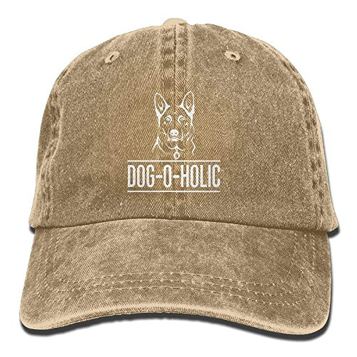 Gifts For German Shepherd Dog Lovers Vintage Washed Dyed Cotton Twill Low  Profile Adjustable Baseball Cap 65d76b040ad8