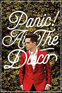 Close Up g874350Panic At The Disco Póster Bren Don Hedges