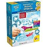 Lisciani Giochi 53704 Piccolo Genio Esperimenti con Acqua e Ghiaccio