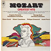Wolfgang Amadeus Mozart - Greatest Hits - CBS Harmony - S 30 006
