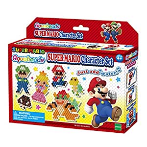 Aquabeads Super Mario Character Set