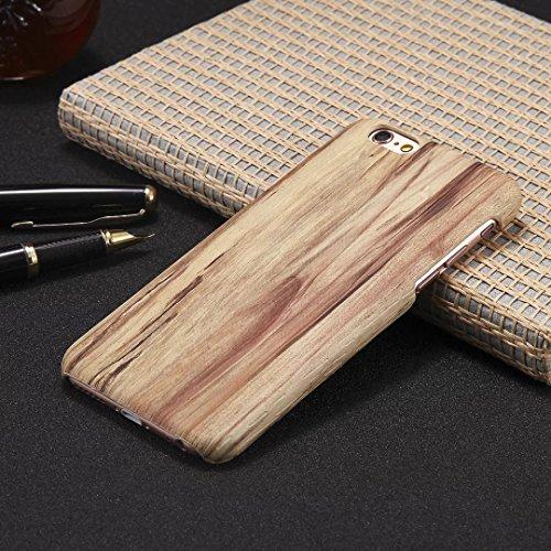 Wkae Case Cover Cover Case iPhone 5 5S, beau modèle de grain de bois traditionnel Cover iPhone 5 5S by DIEBELLEU ( Color : H , Size : Phone 5 5S ) H