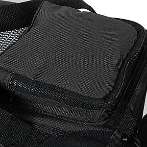 WOLTU #384 Sac de chien,niche de chien,sac de transport pour animal,Caisse de transport pliable pour chien ,chenil pour chien exterieur,sac de chats,Taille S-XL