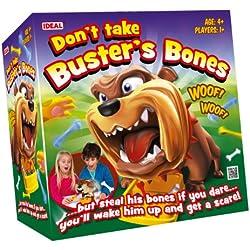 John Adams Don't Take Buster's Bones - Jeu de Societé Croc Dog Version Anglaise