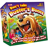 Don't Take Buster's Bones