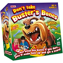 Don T Take Buster S Bones With Amazonbasics Aa Performance