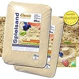 50kg Spielsand Quarzsand TÜV geprüft TOP Qualität 0 - 2 mm Sandkasten