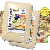 50kg Spielsand Quarzsand TÜV geprüft TOP Qualität 0 - 2