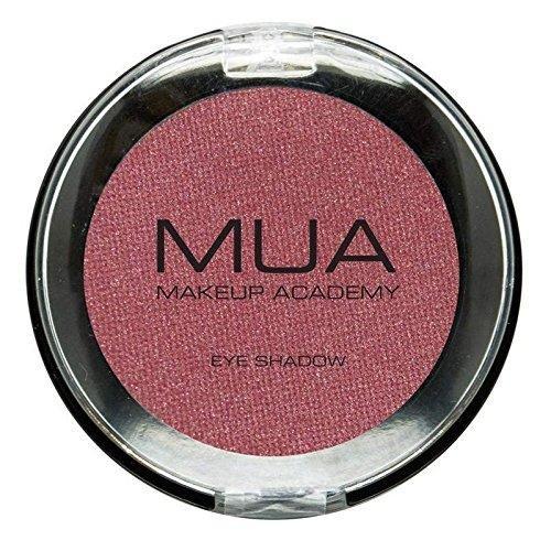 MUA professional Makeup Pearl Eyeshadow - Shade. 25 Dark Pink