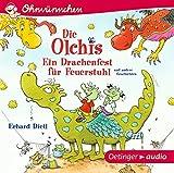 Die Olchis. Ein Drachenfest für Feuerstuhl und andere Geschichten (CD): OHRWÜRMCHEN-Hörbuch, ca. 30 min.