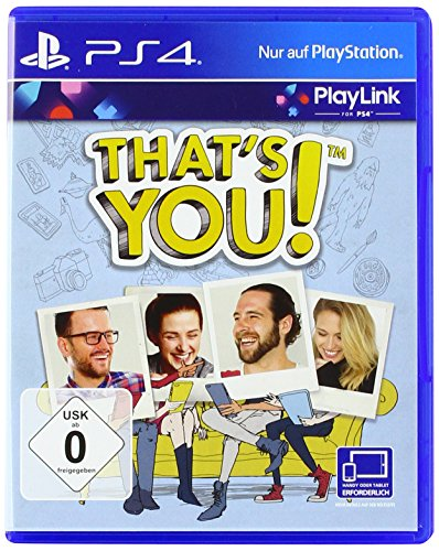 That´s you! - PlayStation 4