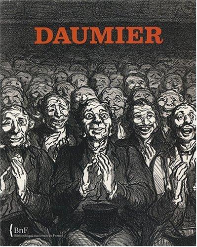Daumier. L'écriture lithographique