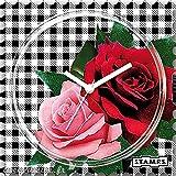 Stamps Cadran de montre Stamps england's rose 4 x 4 cm