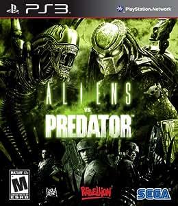 Aliens vs. Predator (Sony PS3)