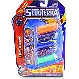 Slugterra - Blíster Burpy, Bludgeon, Doc V1, Spooker v1, Nightgeist (Giochi Preziosi 83433)