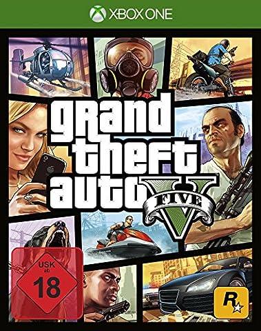 Grand Theft Auto V - [Xbox