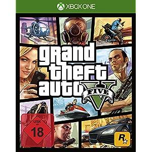 Grand Theft Auto V – [Xbox One]