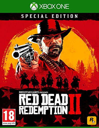 Red Dead Redemption 2 Special Edition (Xbox One) Best Price and Cheapest