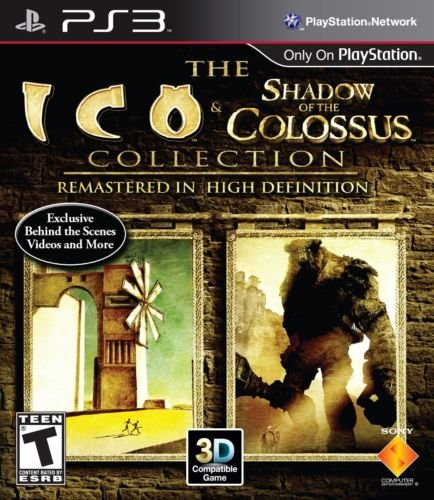 f the Colossus Collection (Playstation 3 PS3 RPG HD) NEW ()