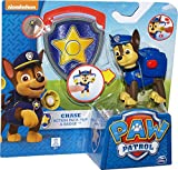 PAW Patrol CHASE Action pack pup and badge