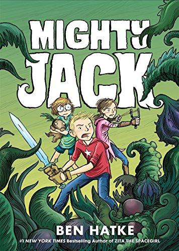 Mighty Jack por Ben Hatke