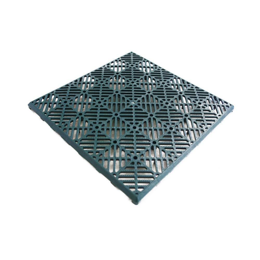 OSE Caillebotis Plastiques - Vendus par 5 29,5 cm - Verte - 29,5 cm