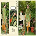 Women's Pakistani Lawn Unstitched Suits | Designer Wear |For Classy And Fabulous Look | Cotton Wear | 3 Piece Dress Material For Women | High Quality | Latest Arrival | Free Delivery | By DS Fabrics
