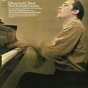 Bach: Three Keyboard Concertos, BWV 1054, 1056 & 1058