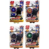 Beyblade With Metal Fury 4D System Beyblade Spinning Toy, Beyblade