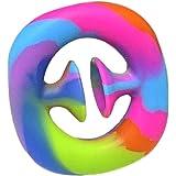Snapperz Fidget Toy-Snappers Fidget Speelgoed-Rainbow Fidget Toy-handspeelgoed-Rainbow Fidget Toy, Rainbow Sensory Fidget Toy