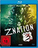 Z Nation - Staffel 3 - Uncut [Blu-ray]