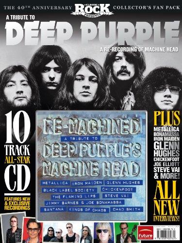 Deep Purple Album Tribute: Re-Machined...to Machine Head (Audio CD)
