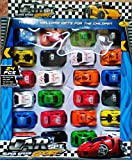 #10: Generic Collection Kids Small Sports Cars (24 Pieces)