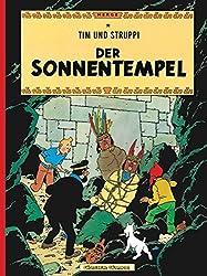 Tim und Struppi, Carlsen Comics, Neuausgabe, Bd.13, Der Sonnentempel (Tim & Struppi, Band 13)