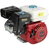 Motor de gasolina de repuesto de 4 tiempos 6.5HP Pull Start 168F OHV (diámetro del eje de transmisión 20 mm) motor de repuest