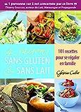 Image de 4 saisons sans gluten & sans lait. 101 recettes pour se régaler en famille: App
