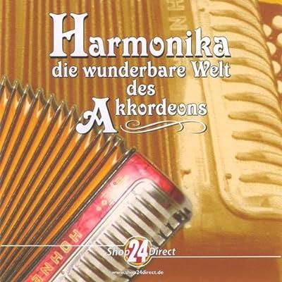 Harmonika-die Wunderbare Welt des Akkordeons