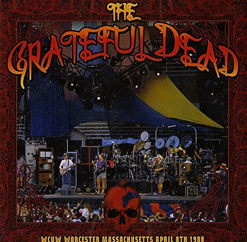WCUW Worcester Massachusetts April 8 1988 By The Grateful Dead (2014-09-15)