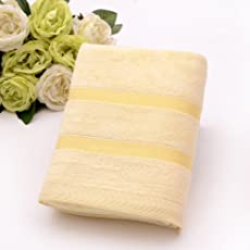 Mush Ultra Soft, Absorbent and Anti Microbial 450 GSM Bamboo Bath Towel (Available in 7 Vibrant Colours)
