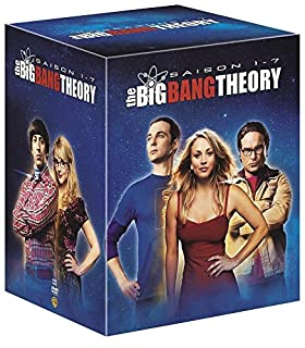 The Big Bang Theory-Saisons 1 à 7 (B010NJMCPS) | Amazon price tracker / tracking, Amazon price history charts, Amazon price watches, Amazon price drop alerts