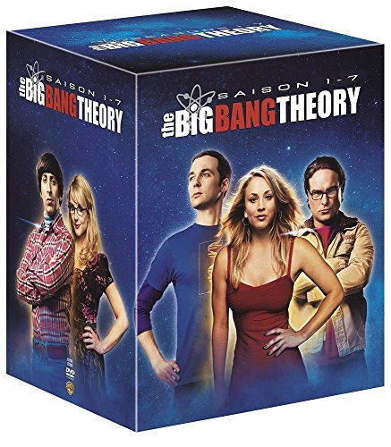 The Big Bang Theory - Saisons 1 à 7