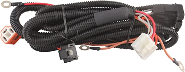Roots Auto RWH4RA H4 Wiring Harness (12V)